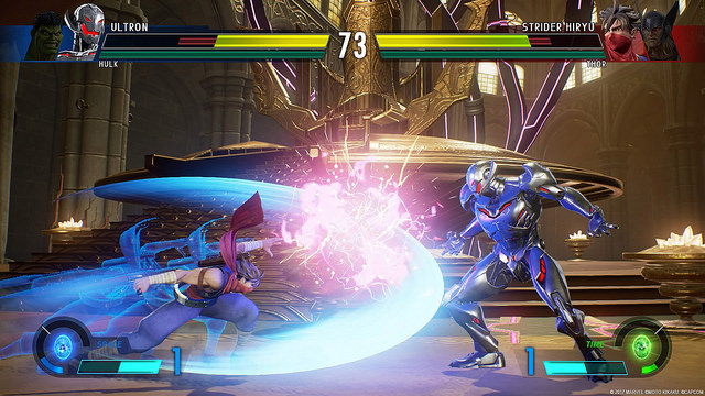 mvci super hero game