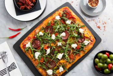 pizza express Sunday brunch in Singapore
