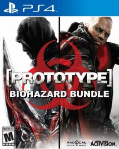 prototype 2 box super hero game