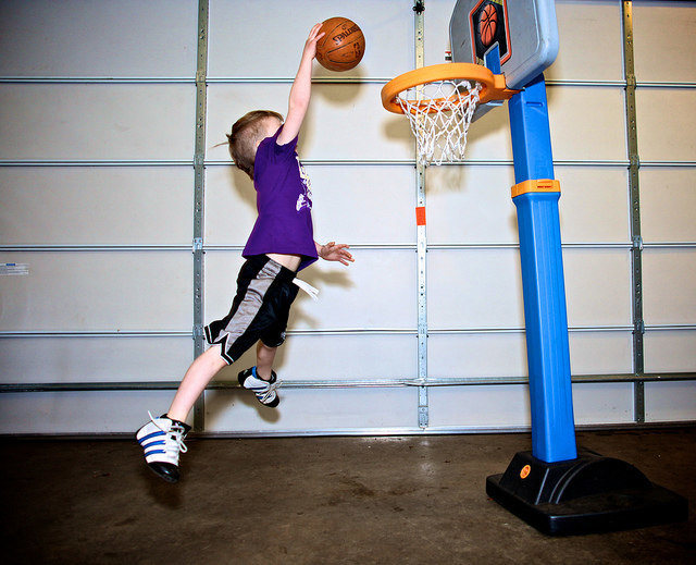 indoor sports activity for kids