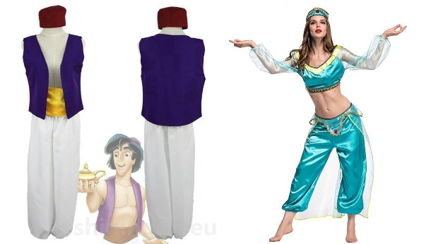 halloween costume ideas singapore aladdin princess jasmine adult
