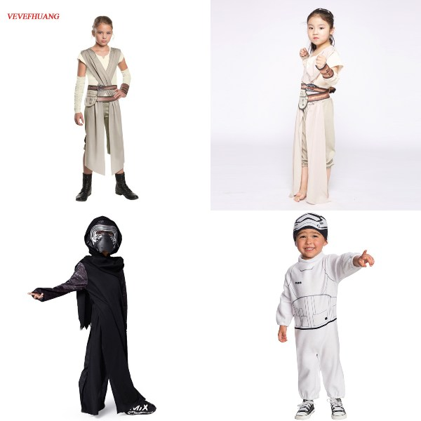 halloween costume ideas singapore kids star wars rey kylo ren stormtrooper