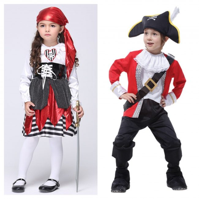7 Fun Halloween Costume Ideas For The Whole Family To Wear