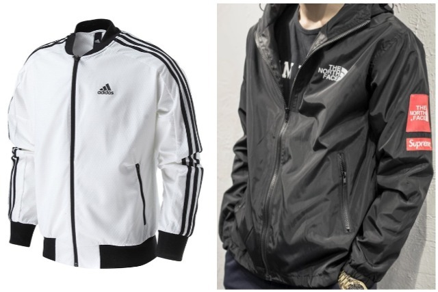 mens fashion singapore adidas the north face windbreaker