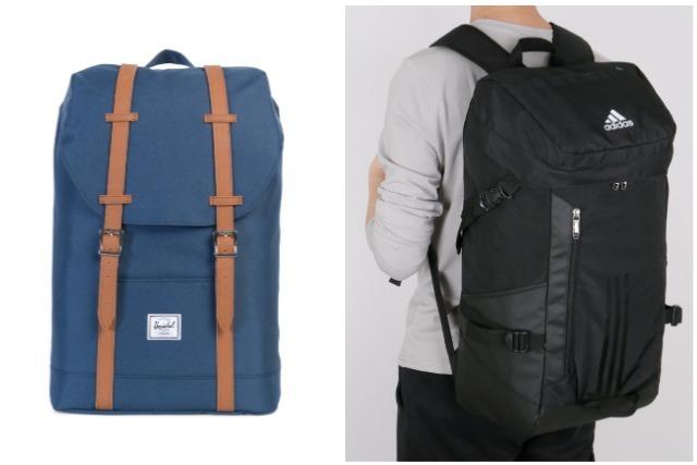 men's fashion singapore herschel adidas backpack