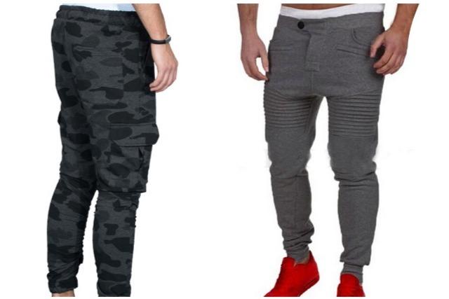 men's fashion singapore jogger pants