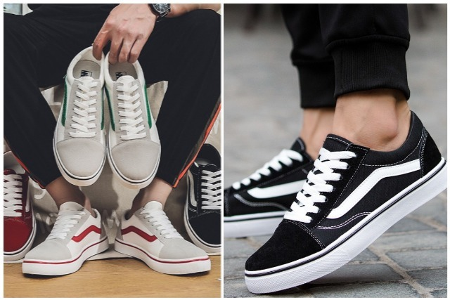 mens fashion singapore vans sneakers
