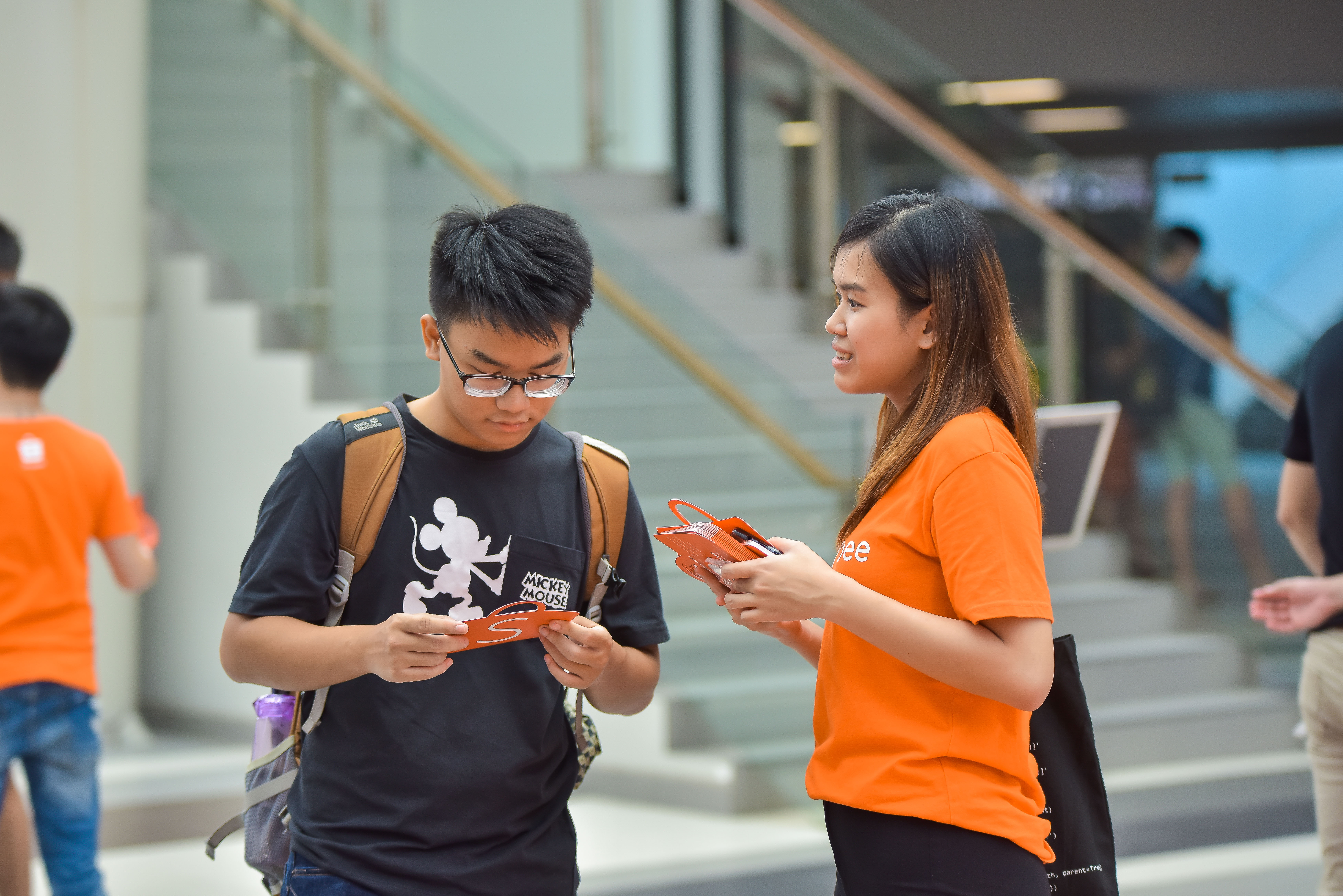 Shopee Career eCommerce Jobs Singapore Interview Tips NTU