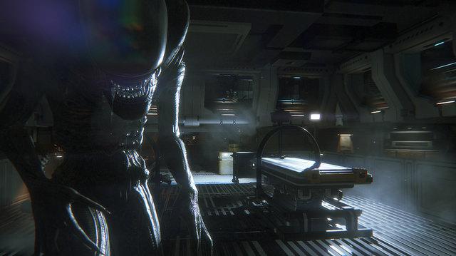 ridley scott's alien isolation atmospheric best horror games