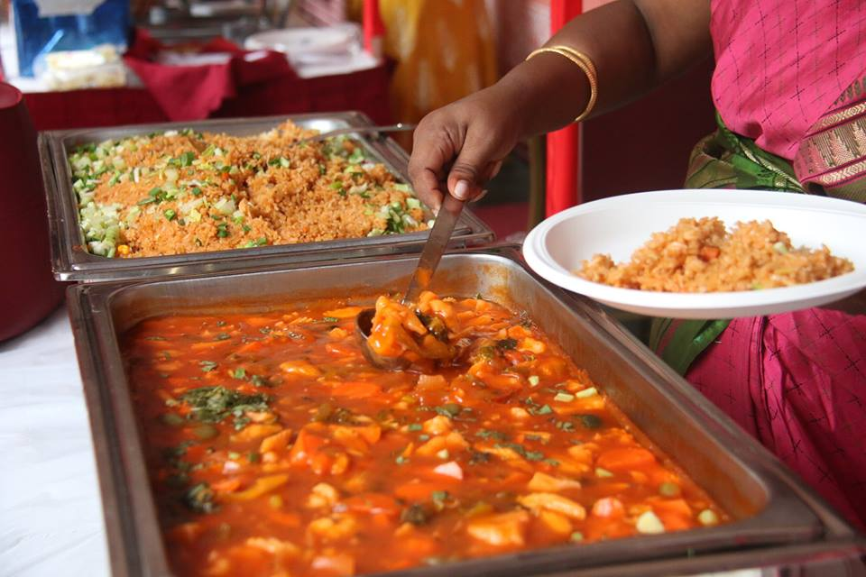How Much Calories In South Indian Food