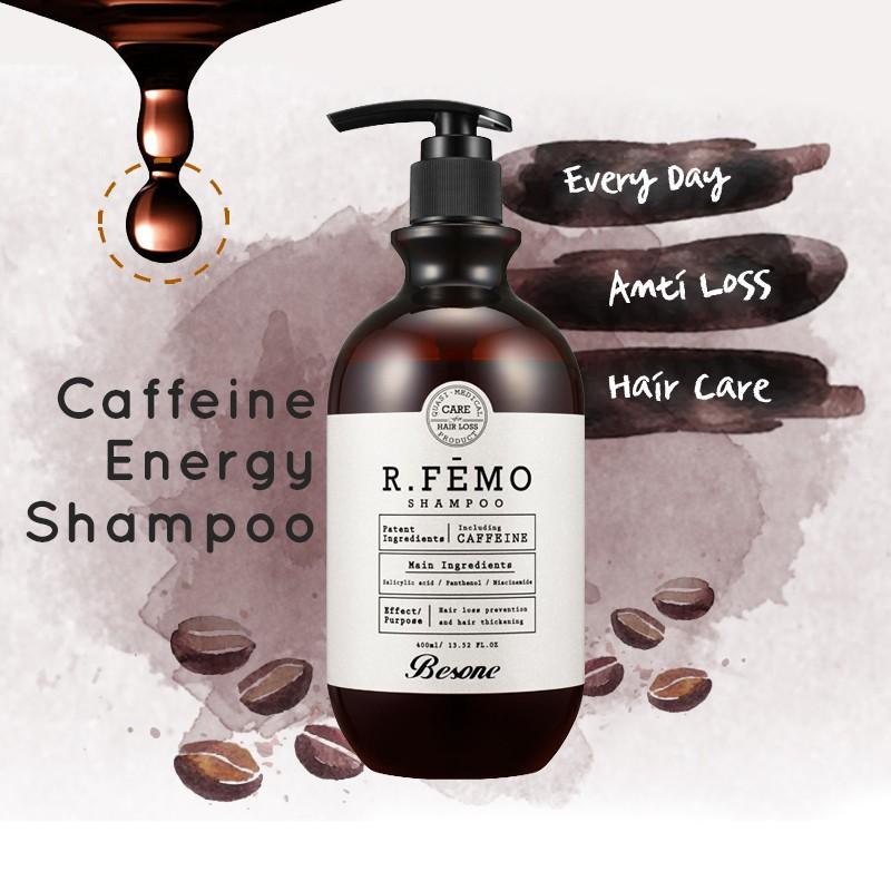 R.FEMO Shampoo