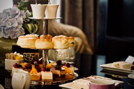 best high tea singapore restaurants dining pastries