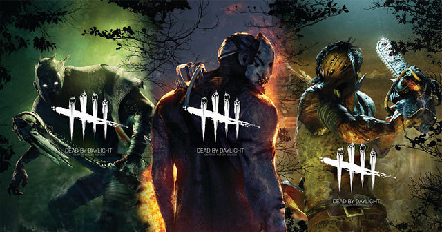 dead by daylight asymmetrical horror game