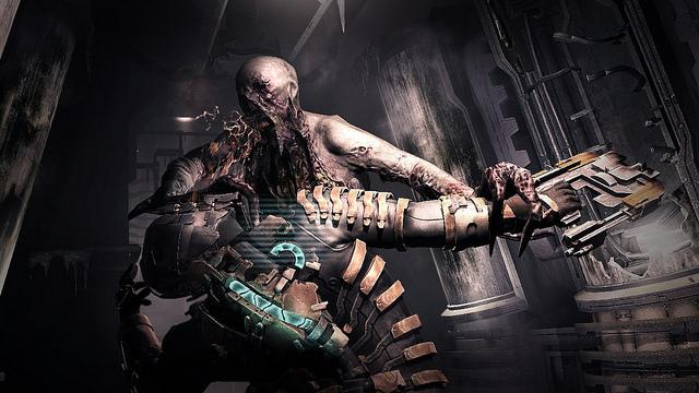 dead space sci-fi best horror games