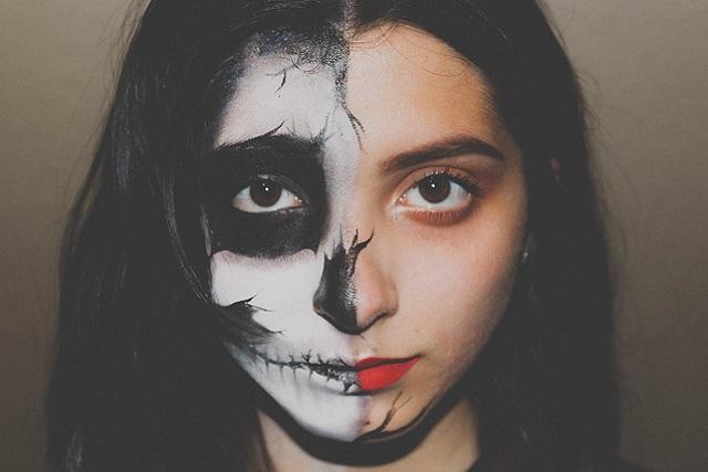 Basic Halloween Makeup Easy.7 Simple Halloween Makeup Looks To Easily Recreate