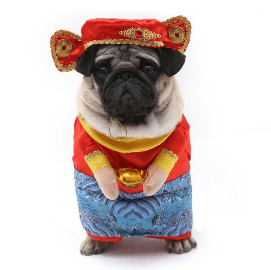 God of Fortune Costume