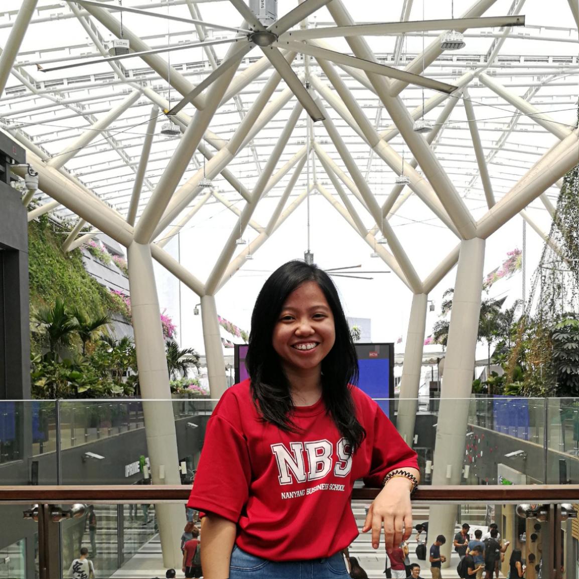 Shopee Career eCommerce Singapore Interview Lifeatshopee Auyong Yu Lin Enactus NTU Social Entrepreneurship Intute Nanyang Business School