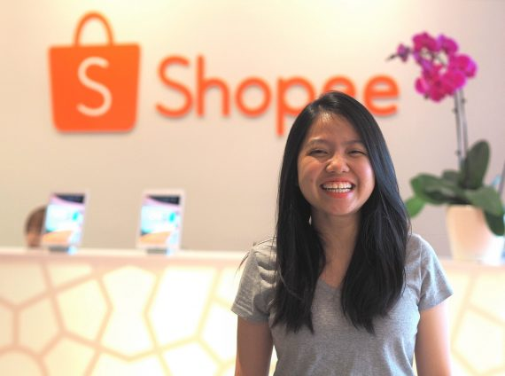 Shopee Career eCommerce Singapore Interview Lifeatshopee Auyong Yu Lin Enactus NTU Social Entrepreneurship Intute Nanyang Business School HR Employee Engagement Intern