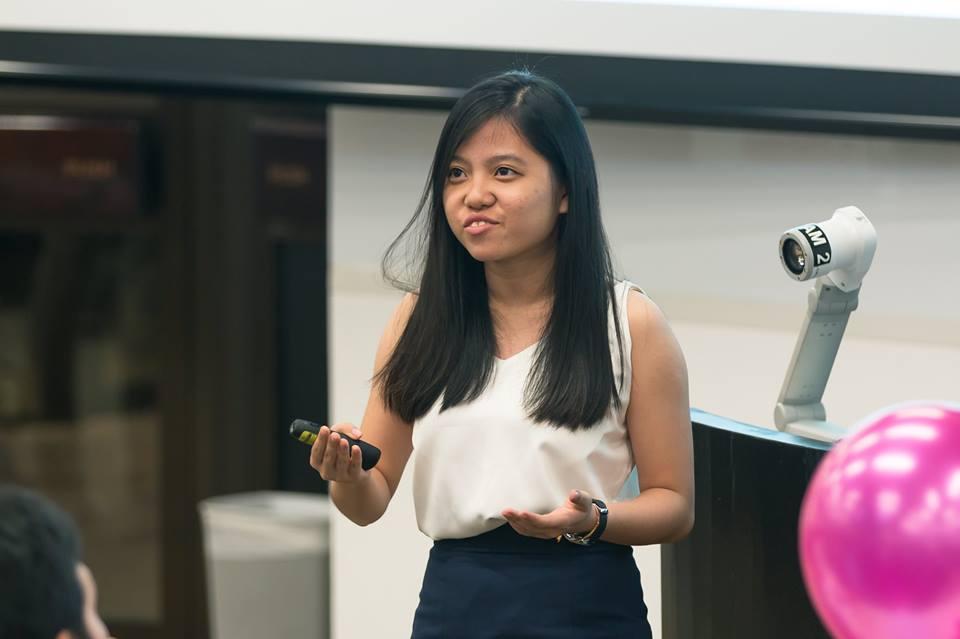 Shopee Career eCommerce Singapore Interview Lifeatshopee Auyong Yu Lin Enactus NTU Social Entrepreneurship Intute Presentation