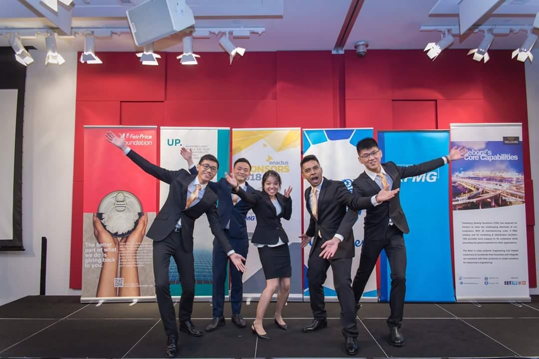 Shopee Career eCommerce Singapore Interview Lifeatshopee Auyong Yu Lin Enactus Competition 2018 NTU Social Entrepreneurship