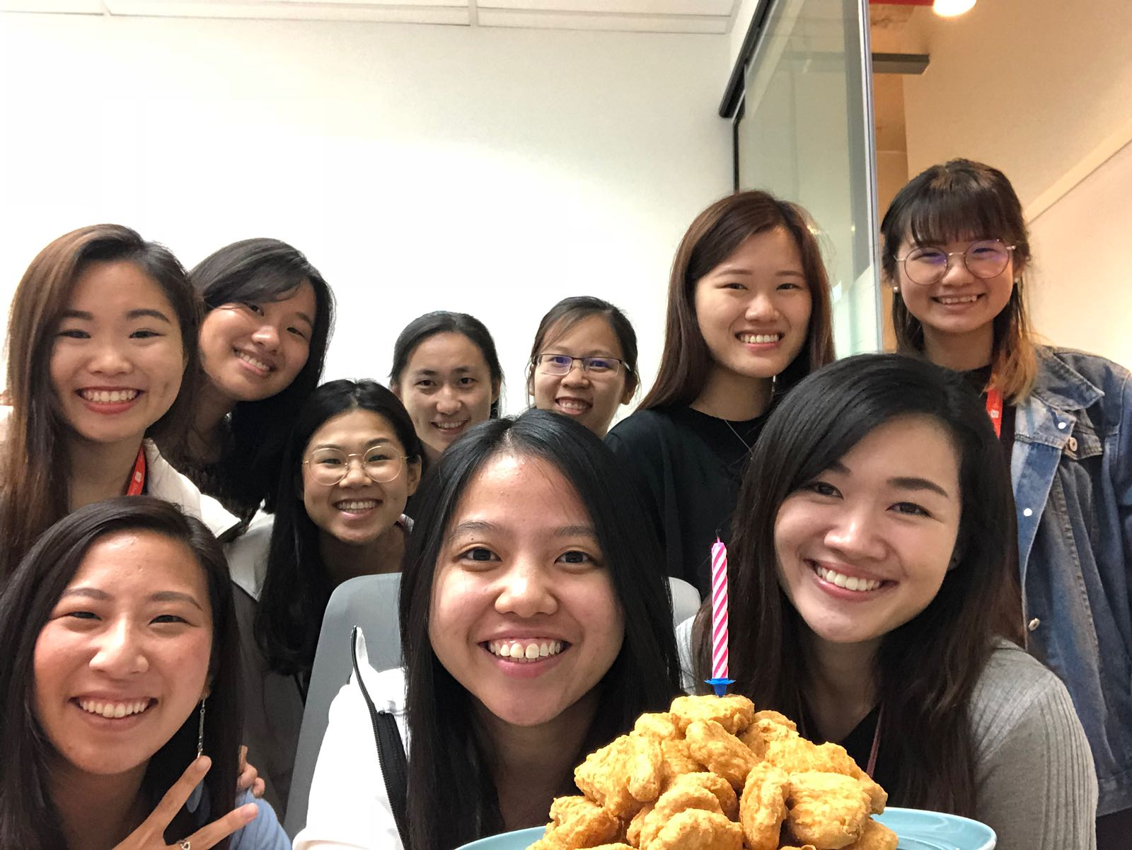 Shopee Career eCommerce Singapore Interview Lifeatshopee Auyong Yu Lin Enactus NTU Social Entrepreneurship Intute HR