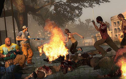 left 4 dead 2 best multiplayer horror game coop