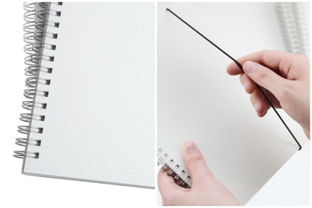 modern calligraphy sketch book