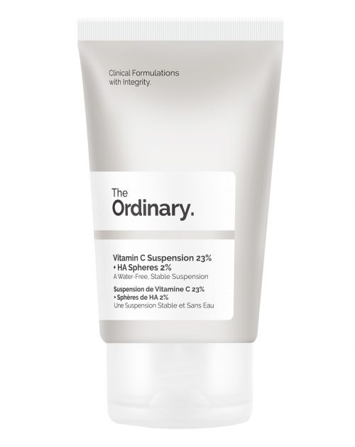 best the ordinary products vitamin c suspension