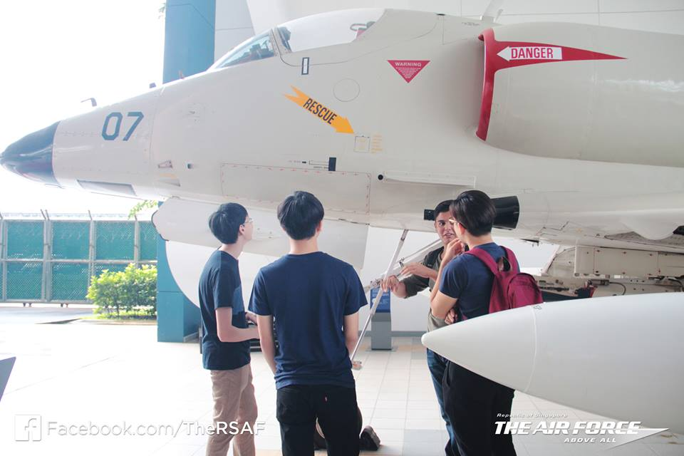 the republic of singapore air force museum best museums in singapore