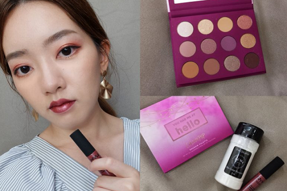 budget makeup review colourpop rcma nyx