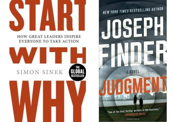secret santa gift ideas for colleagues bookworm books start with why judgment