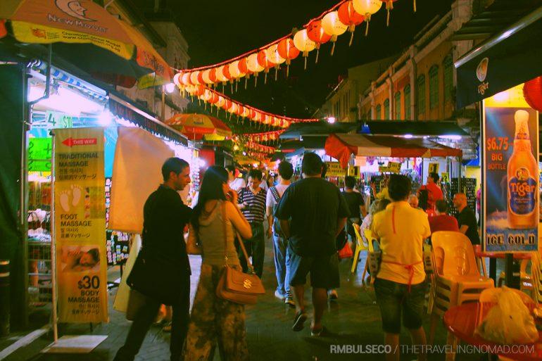 chinatown night market