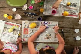 arts and crafts for kids featured