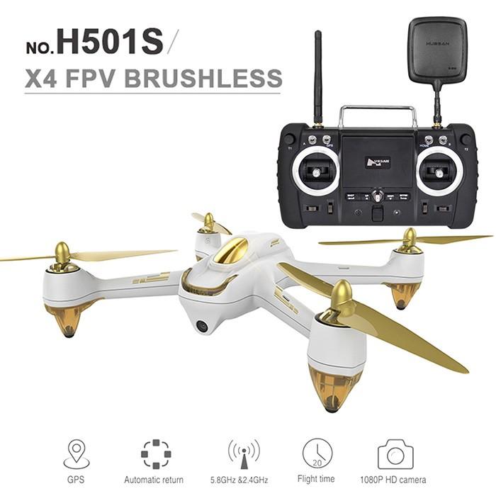 HW Hubsan Drone