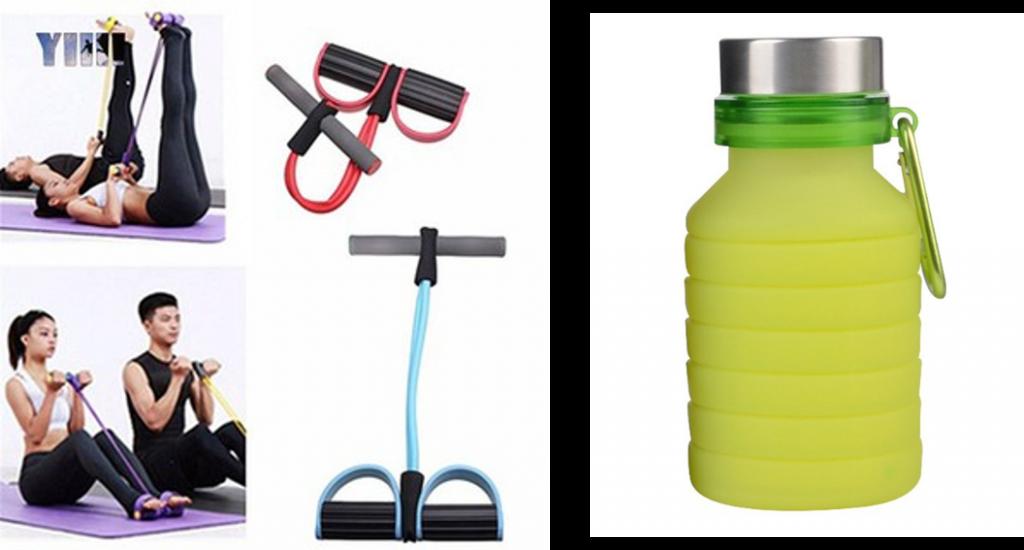 fitness lover secret santa gift ideas