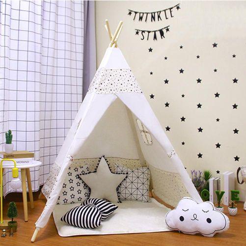 baby tent room decor