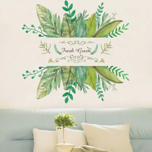 tropical baby room decor