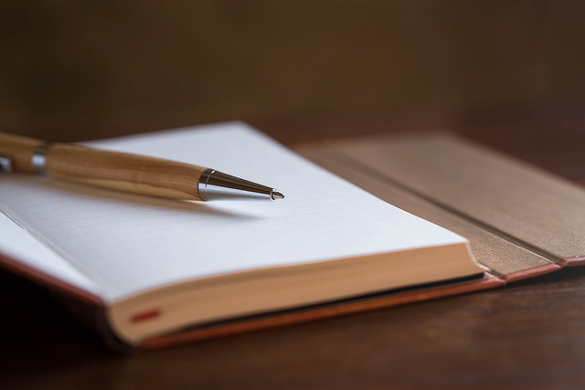 journaling self-reflection new year's resolutions