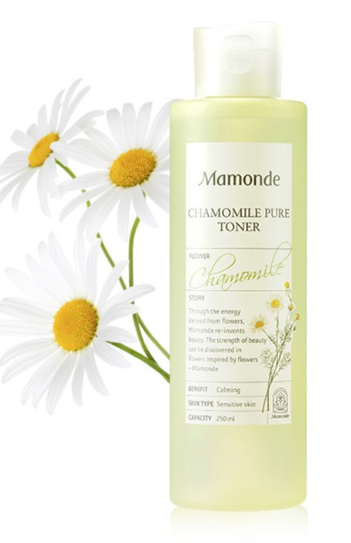 mamonde korean skin care toner