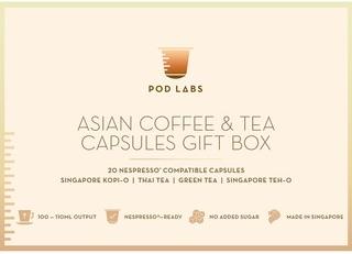 secret santa gift ideas for colleagues coffee tea pod labs