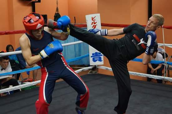 savate club best kickboxing class in singapore