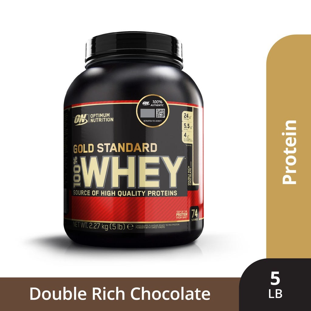 Optimum Nutrition Gold Standard Whey 5