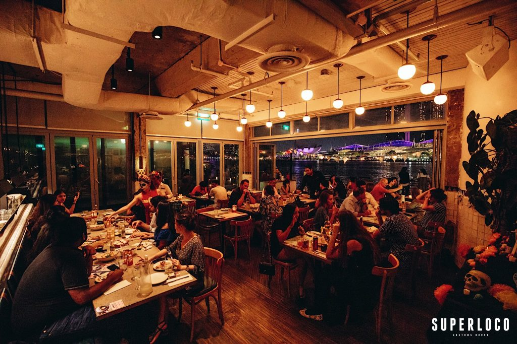 super loco romantic restaurants singapore