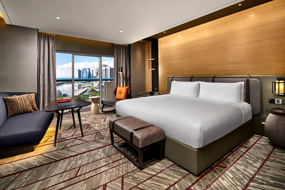 swissotel the stamford room best hotels in singapore
