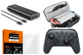 nintendo switch accessories featured