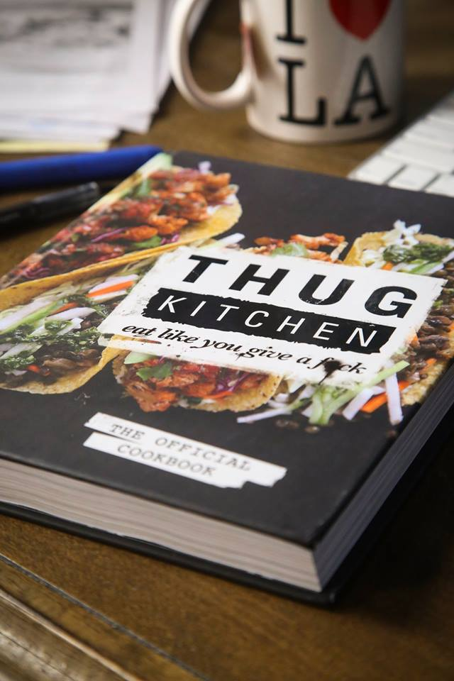 thug kitchen must-read books