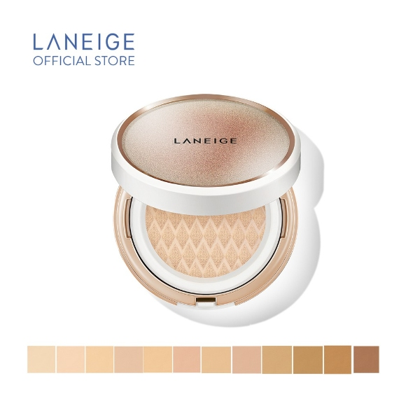 laneige anti aging cushion foundation best foundation for asian skin