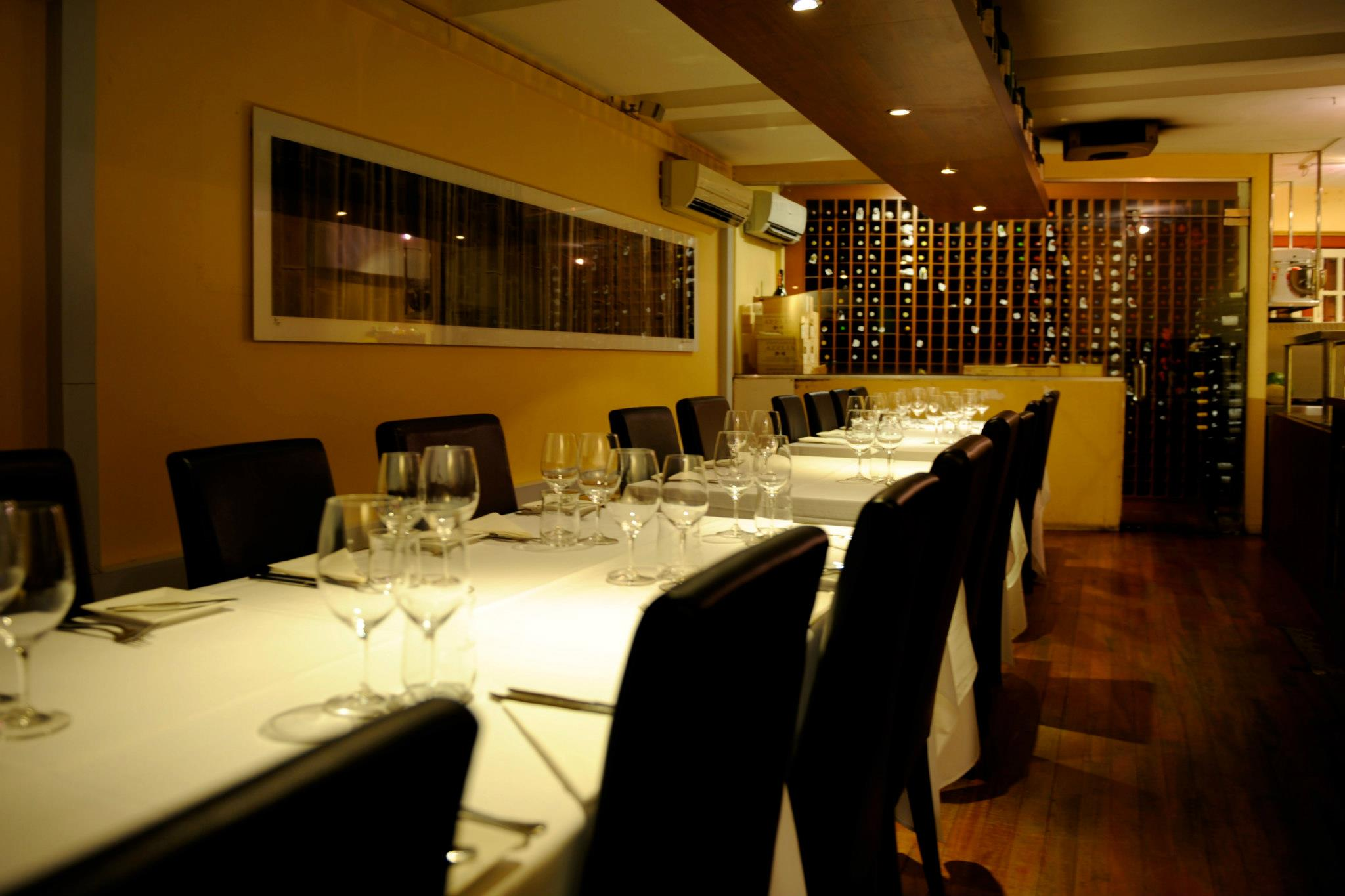 Mag's Wine Kitchen best wine bars in Singapore for vino lovers