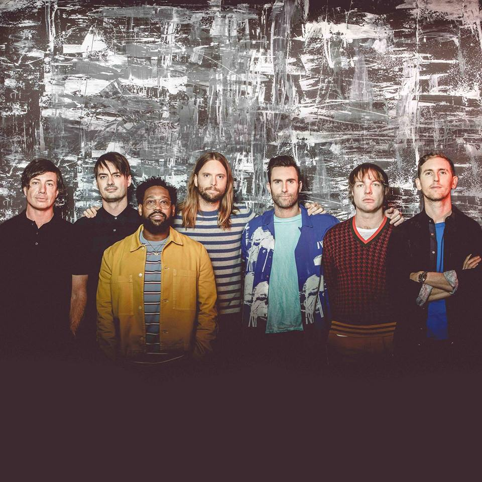 maroon 5 upcoming concerts in singapore in 2019
