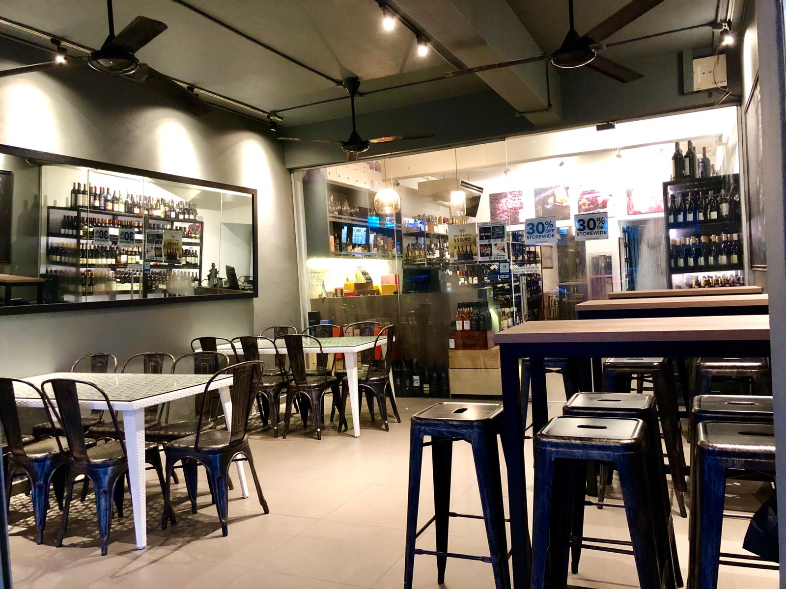 the straits wine company best bars in singapore